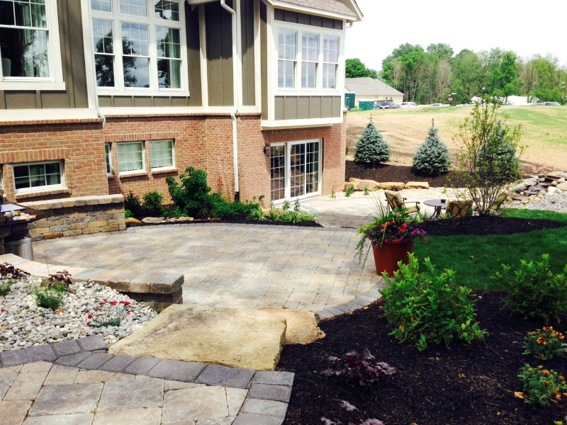 Home Artisans of Indiana | Inviting Westfield Outdoor Living Project