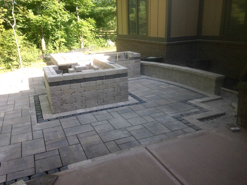 Home-A-Rama 2015 | Patio and Grill Work