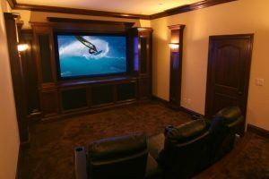 Relax in your own Home Theater!