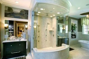 Unframed Luxury: Make a Statement with a Frameless Shower