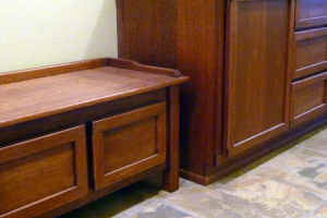 Maintaining Wood Cabinetry