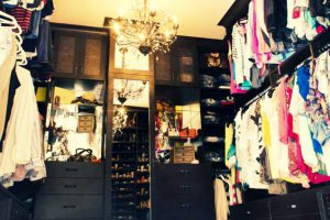 Project Highlight—Custom Walk-in Closet