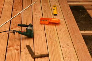 Remodeling Your Patio or Deck? Rent a Dumpster
