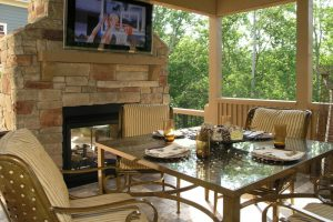 Ready for a Dive-In Movie Night? Outdoor Audio/Visual Solutions