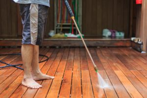Want to Clean Your Outdoor Living Area? Try Power Washing