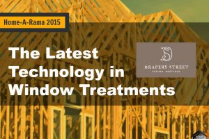 Home-A-Rama 2015: The Latest Technology in Window Treatments