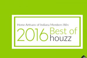 Home Artisans of Indiana Members Win Best of Houzz!
