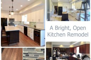 Project Highlight: A Bright and Open Kitchen Remodel