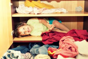 Designing Kids' Closets